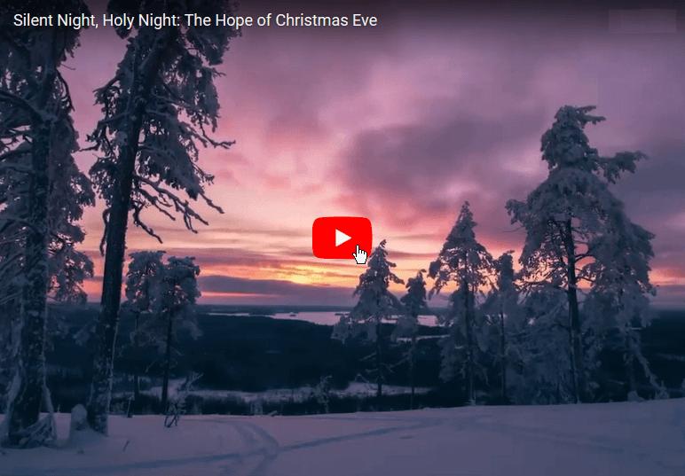 The Hope Of Christmas Eve Christinahills